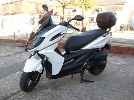 Kymco K-XCT 125